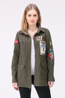 Veste patch