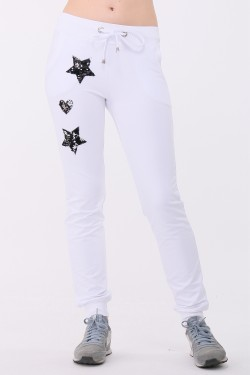 Pantalon paillettes
