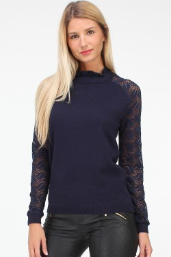 Pull maille fine