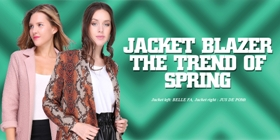 Jacket, Blazer, the trend of spring