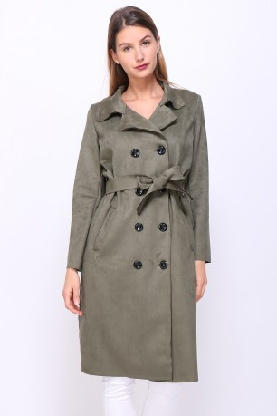 Manteau-Trench