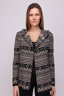 Gilet pull  wool mixed