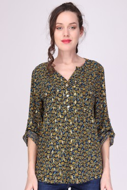 Blouse 2 poches