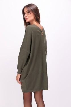Jumper robe plus size