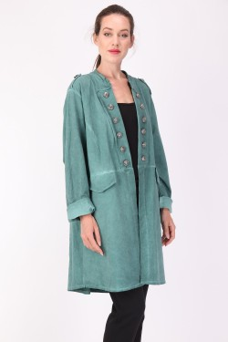 Jacket oversize officier  cotton