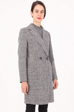 Manteau  wool mixed