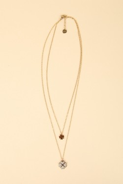 Collier  acier chirurgical