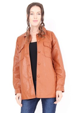 Jacket simili-leather