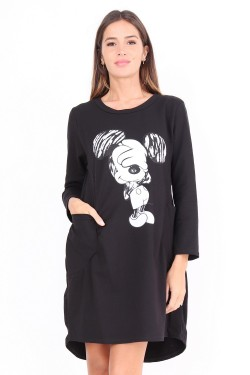 Robe sweat MICKEY
