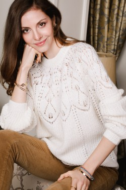 Jumper tricot  wool mixed
