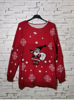 Santa Claus sweater, perfect for the Christmas holidays