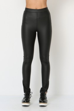Trousers similileather  fte