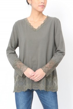 Jumper fin  lace 42/44