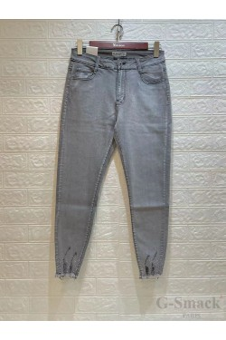 jeans bas avec strass grande taille