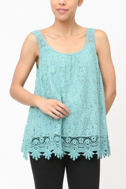Tank top  lace