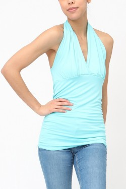 Tank top backless
