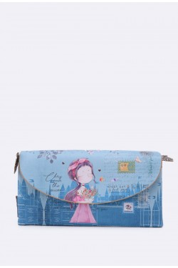 C-035-21 Portefeuille Pochette synthétique Sweet & Candy