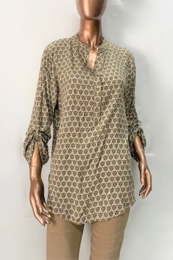 Blouse printed rosace 40/42