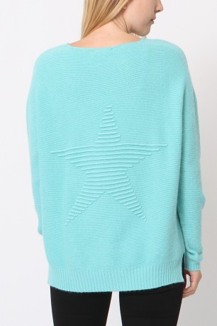 Top oversize  maille